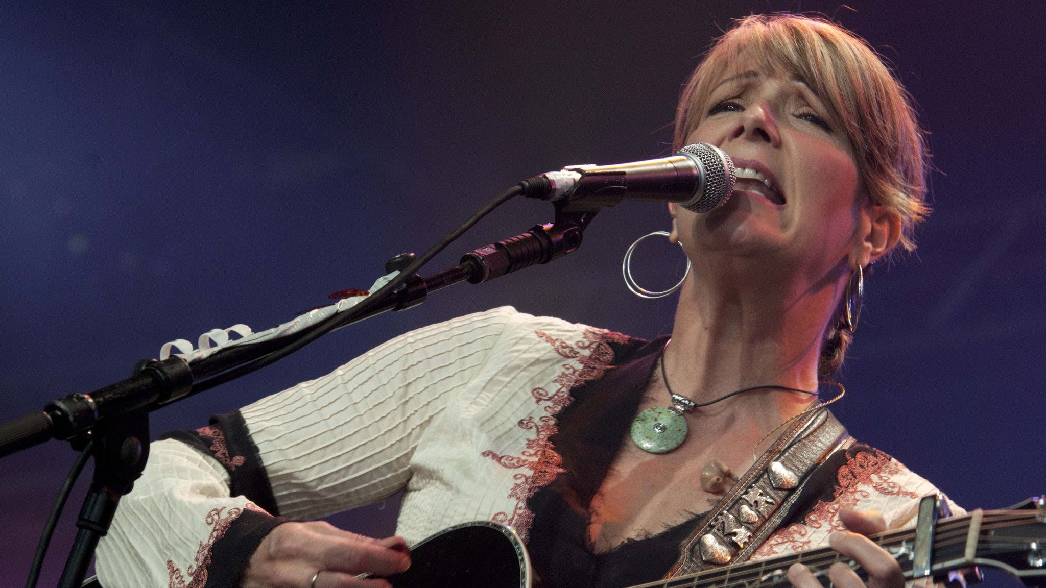 Kathy Mattea at Lied Center - KS