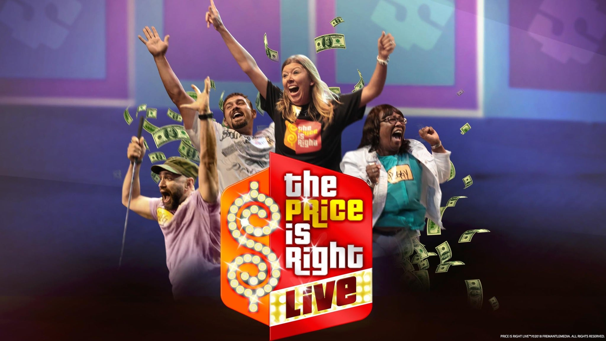 The Price Is Right Live - Stage Show at BancorpSouth Arena