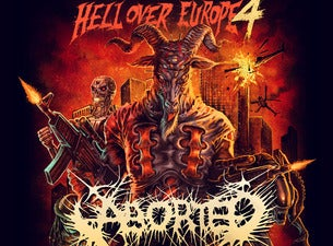 Aborted - Hell over Europe 4 Tour, 2022-02-19, Утрехт