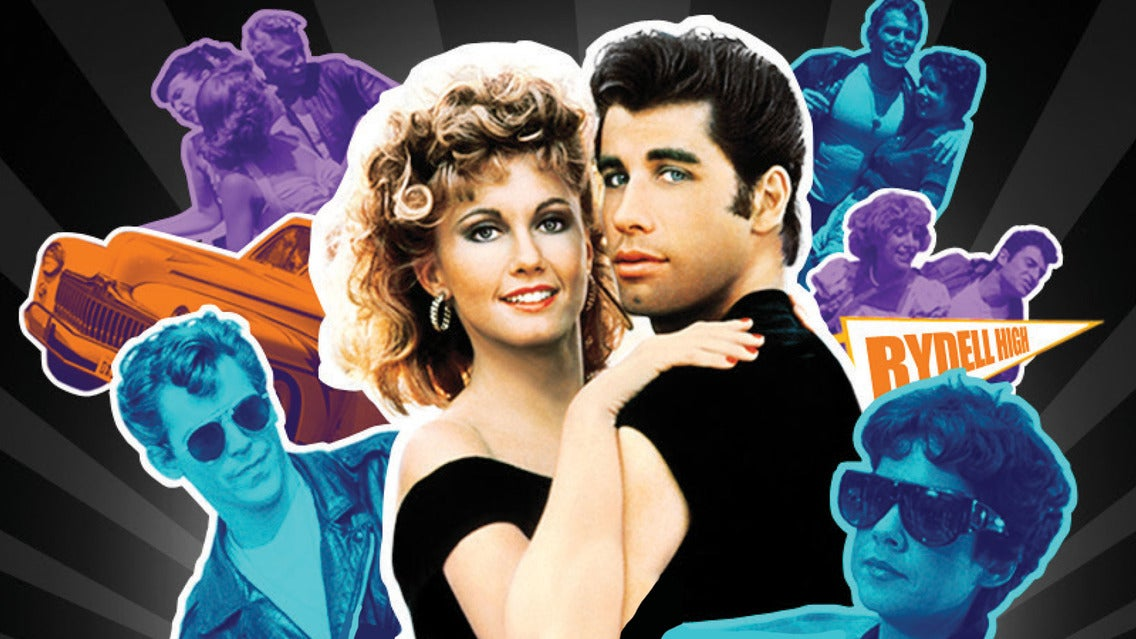 Meet n Grease Movie Sing-a-long with Danny and Sandy