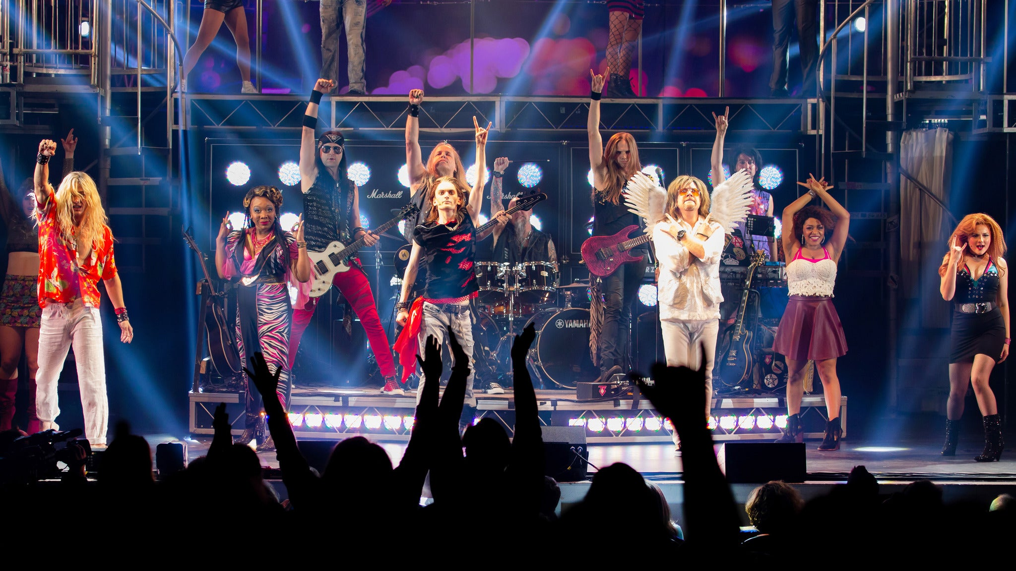 Rock of Ages (Chicago) at James M. Nederlander Theatre - Chicago, IL 60601