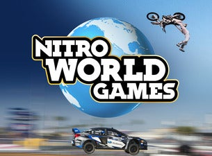 Nitro World Games Two Day Package