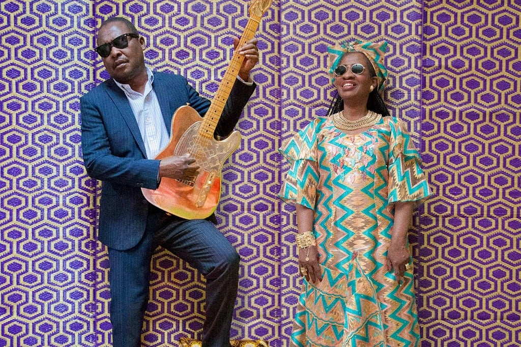 Amadou & Mariam Seating Plan Royal Festival Hall