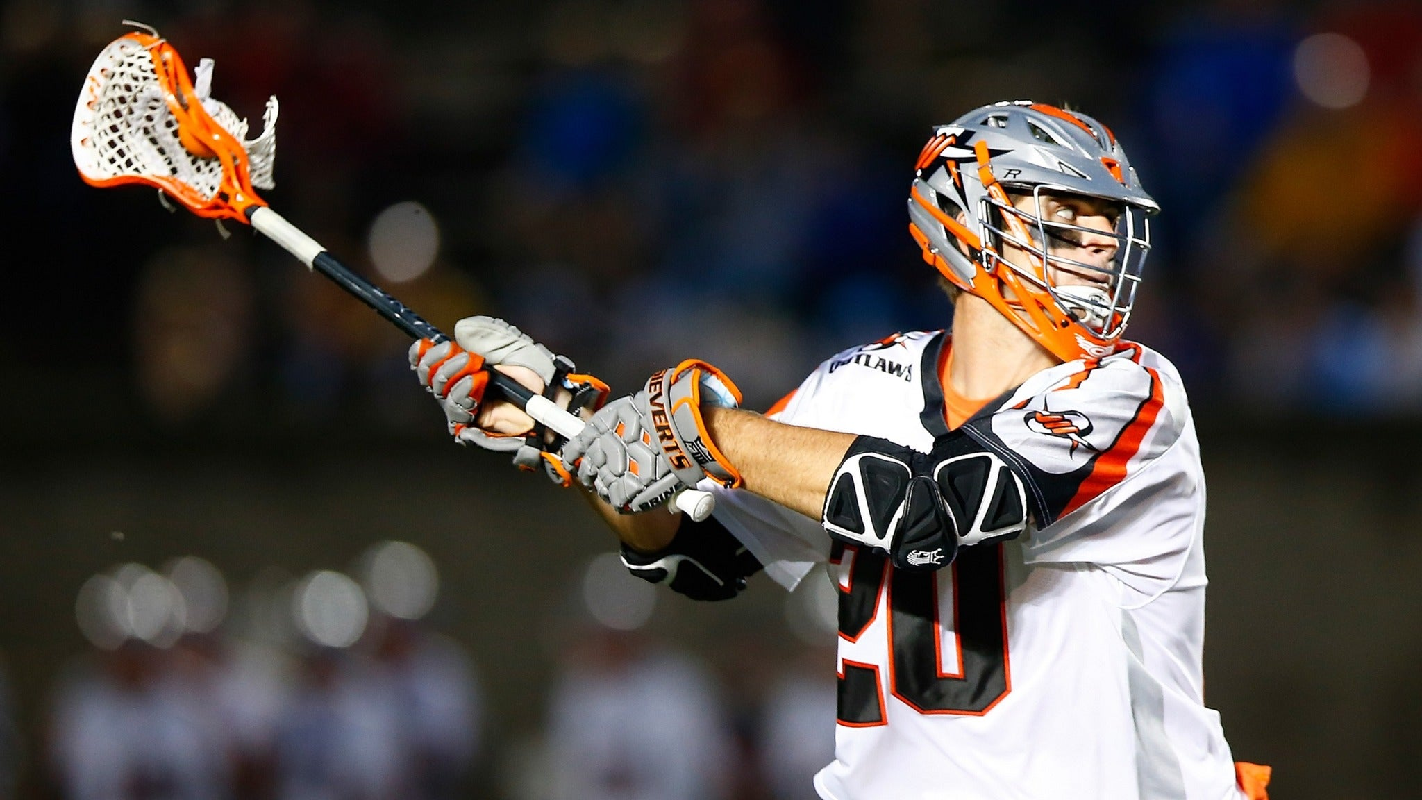 Denver Outlaws vs. Chesapeake Bayhawks