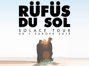 RUFUS DU SOL Featuring Channel Tres + Crooked Colours