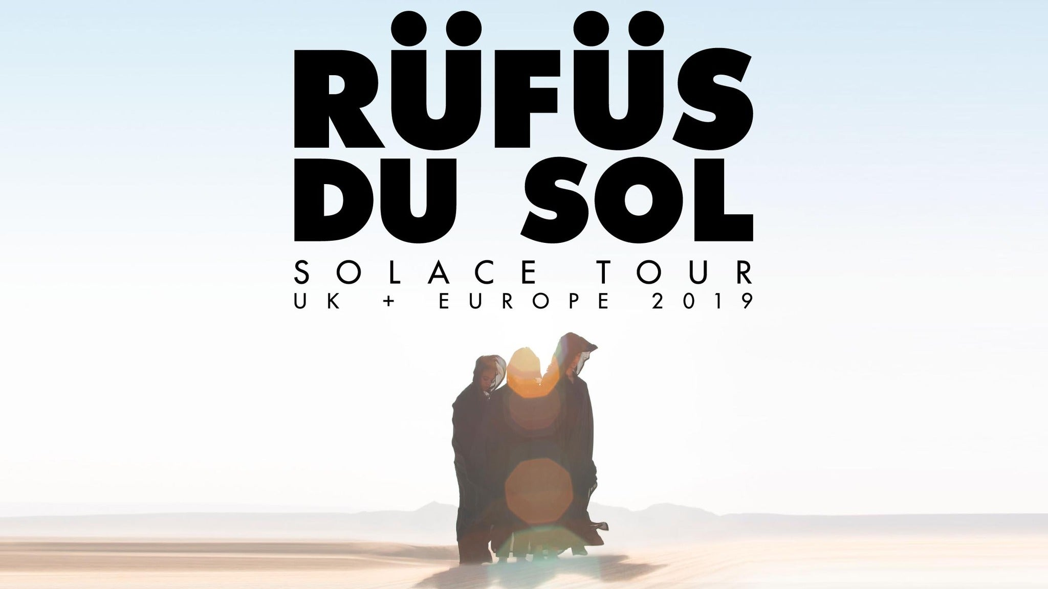 Rufus Du Sol at The Joy Theater
