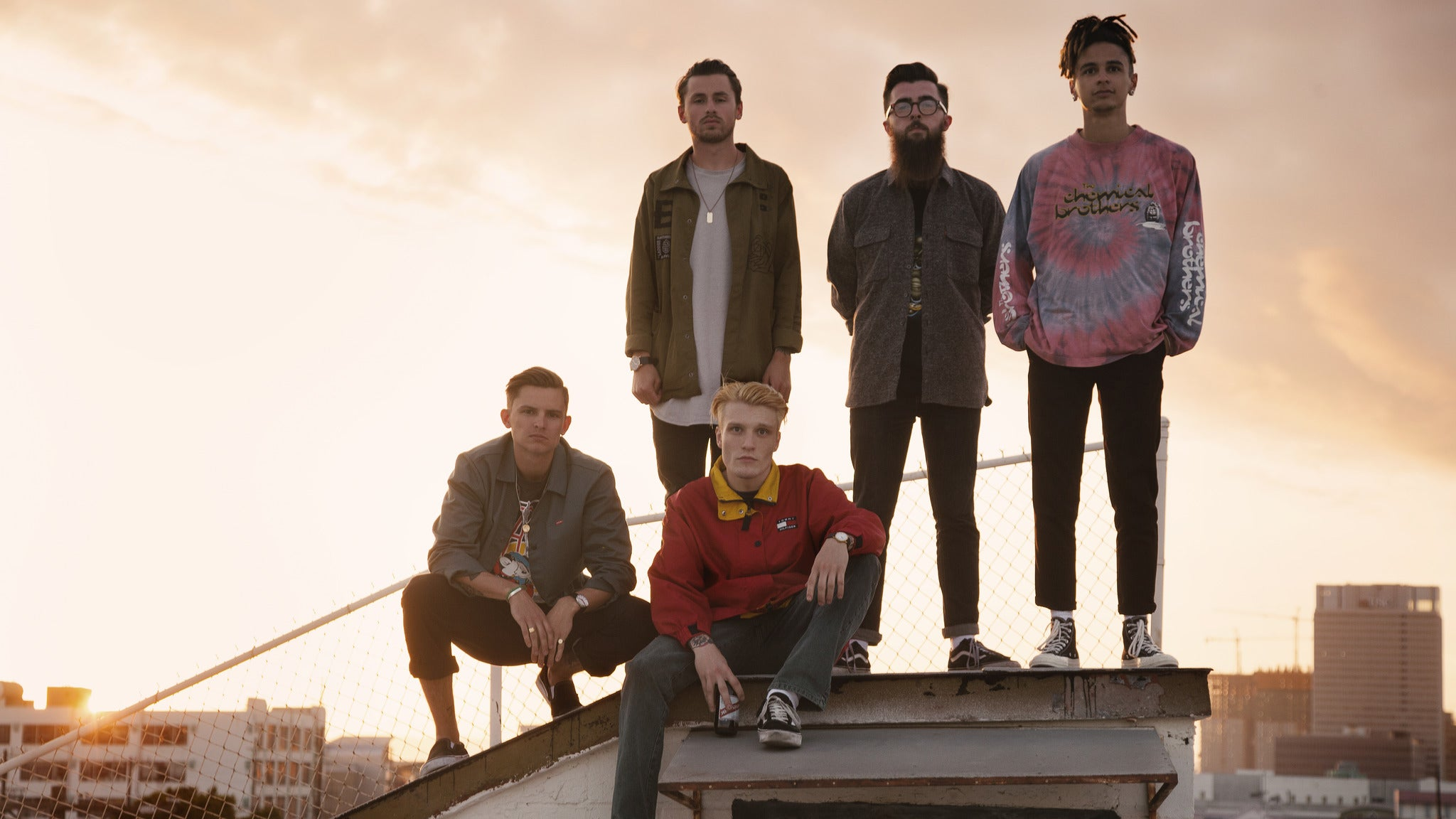 Neck Deep at Mesa Theatre & Club