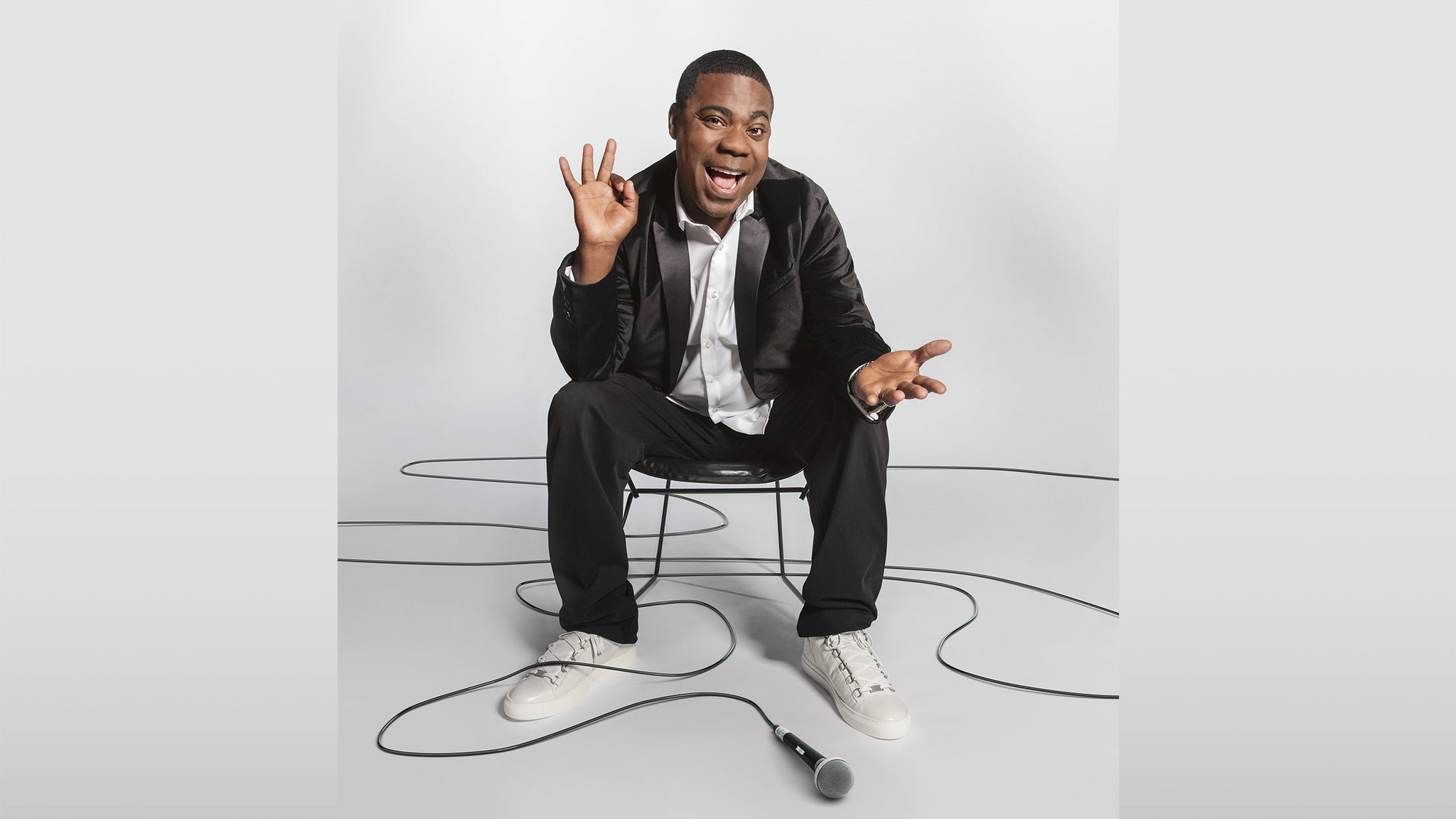 Tracy Morgan at The Mahaffey Theater
