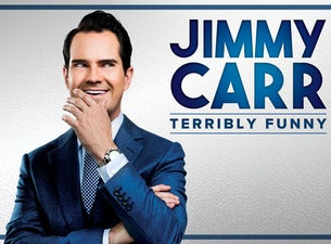 Jimmy Carr: Terribly Funny Seating Plans