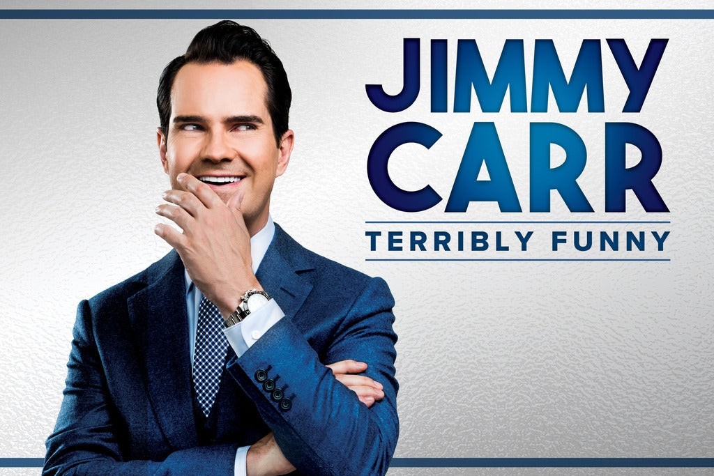 Jimmy Carr - Terribly Funny Seating Plans