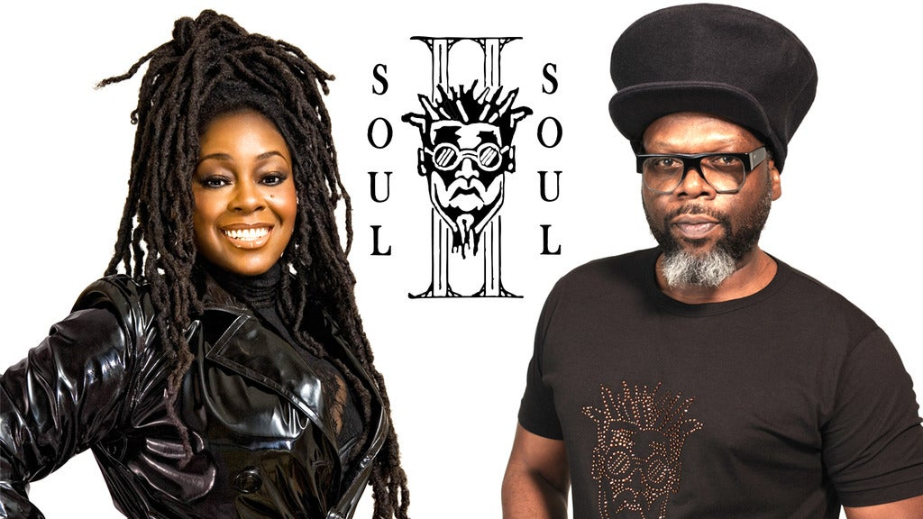 Soul II Soul Royal Albert Hall Seating Plan