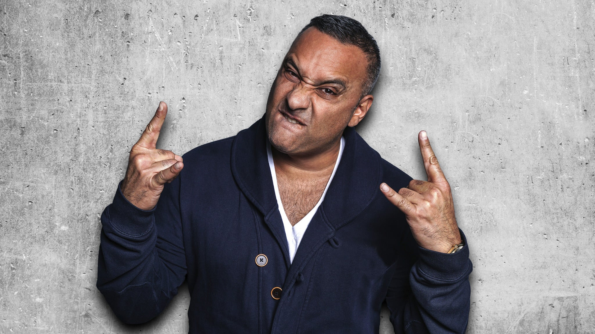 Russell Peters: Deported World Tour at The Masonic