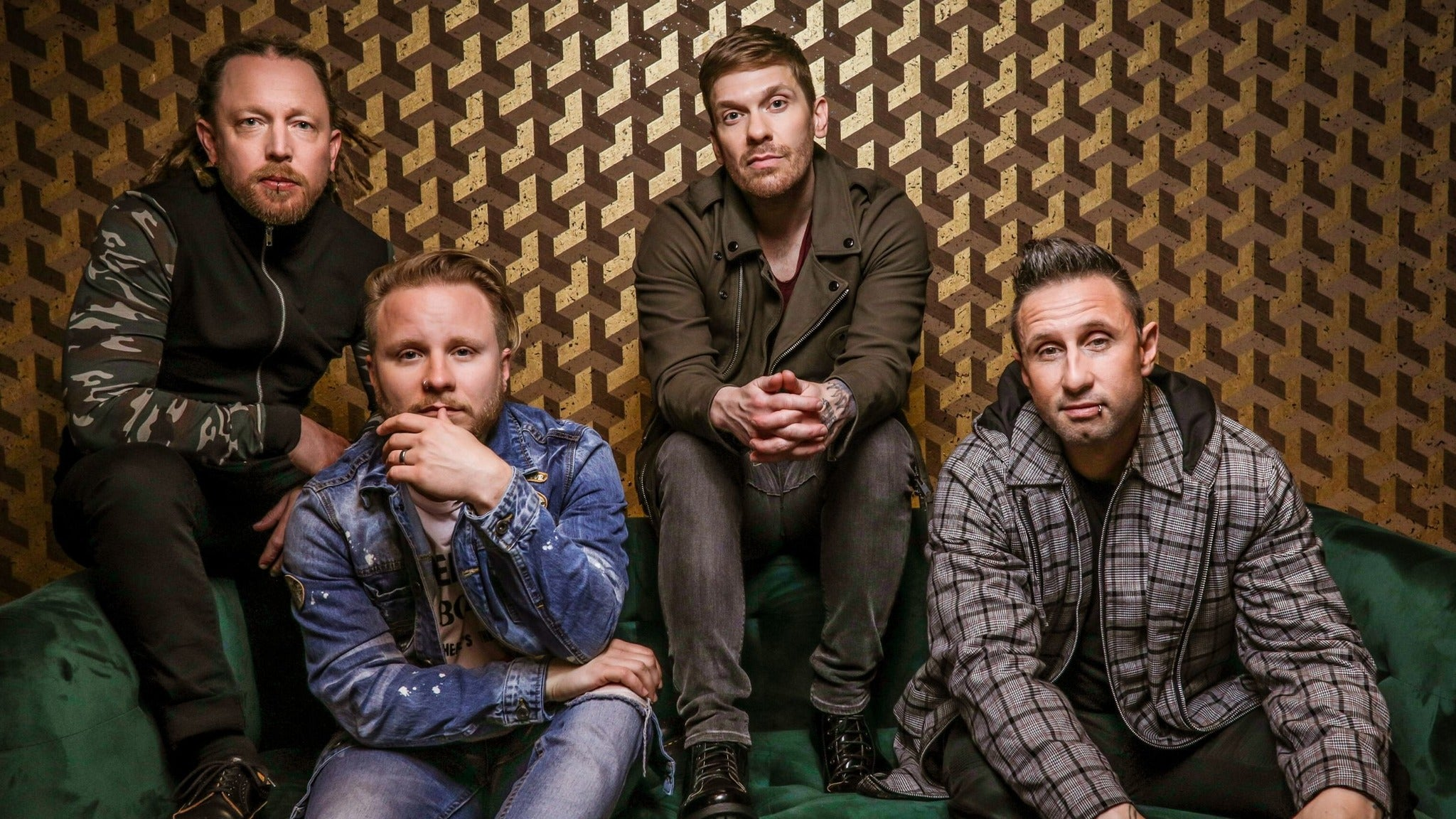 Premium Seating - Shinedown at Ozarks Amphitheater