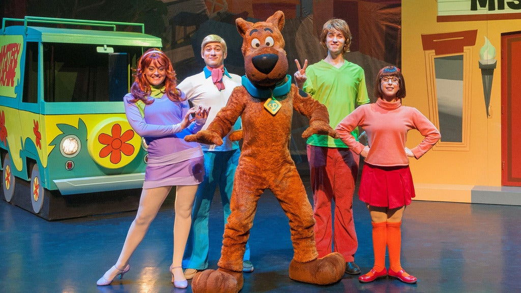 Hotels near Scooby-Doo! Events