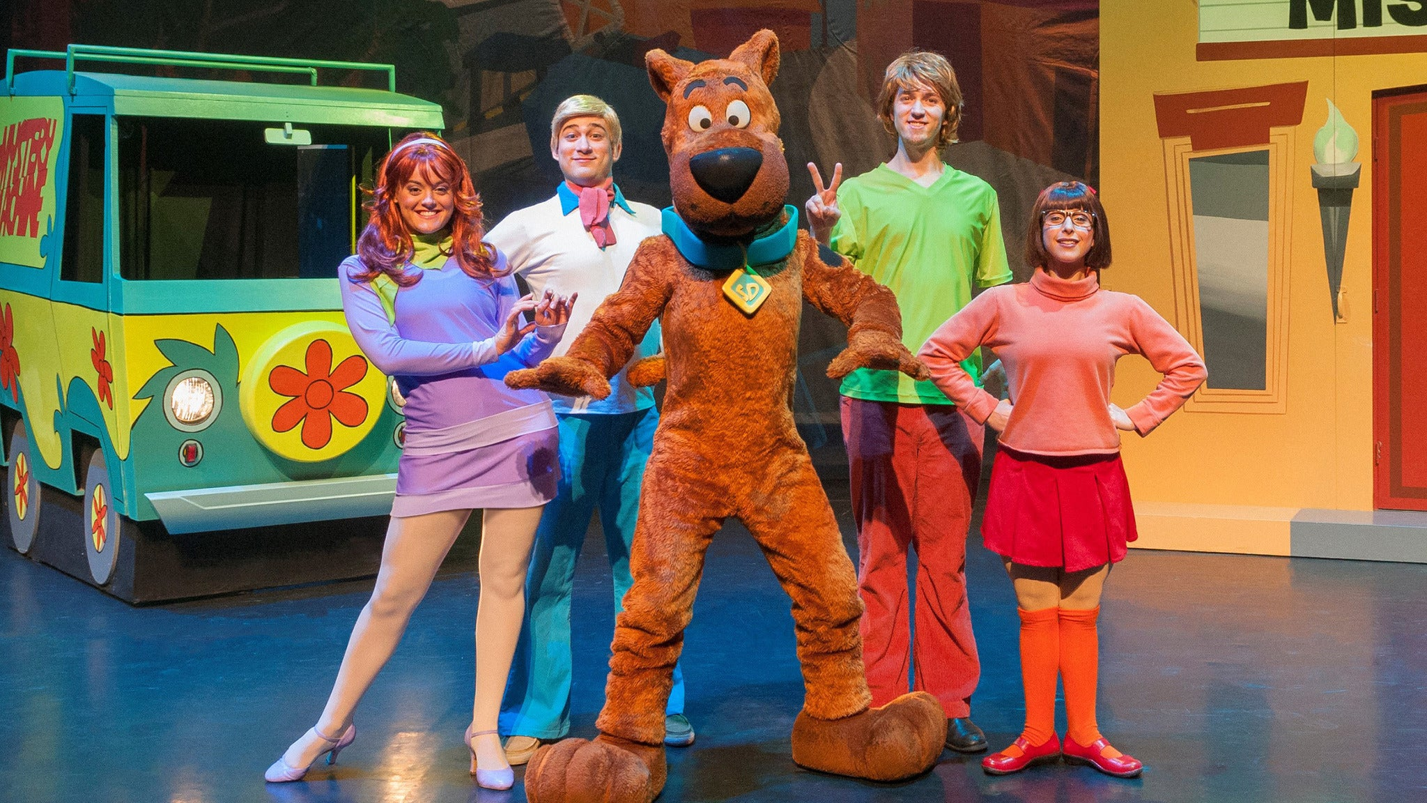 Scooby Doo! And The Lost City Of Gold