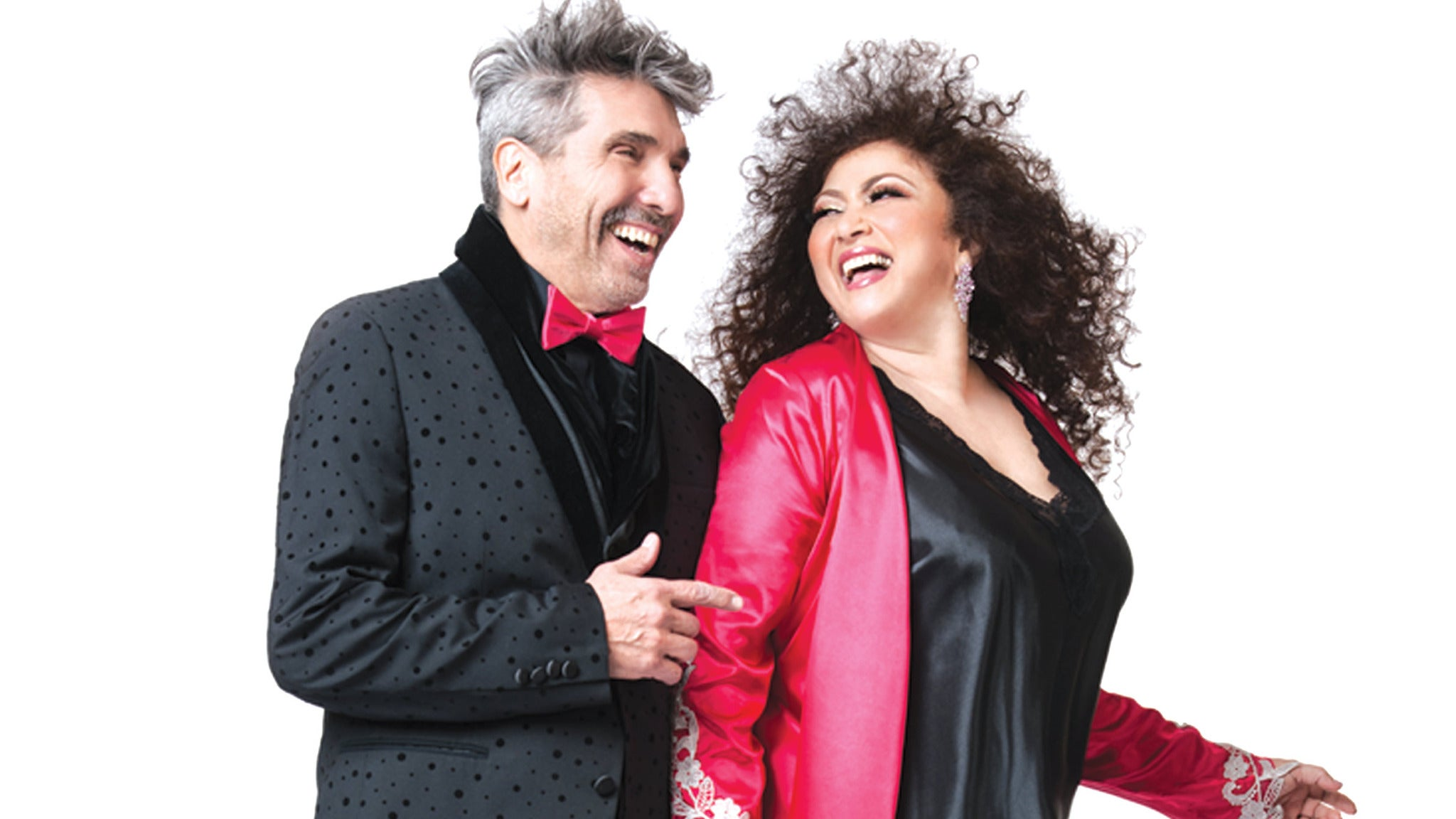 Amanda Miguel Y Diego Verdaguer at Royce Hall - UCLA