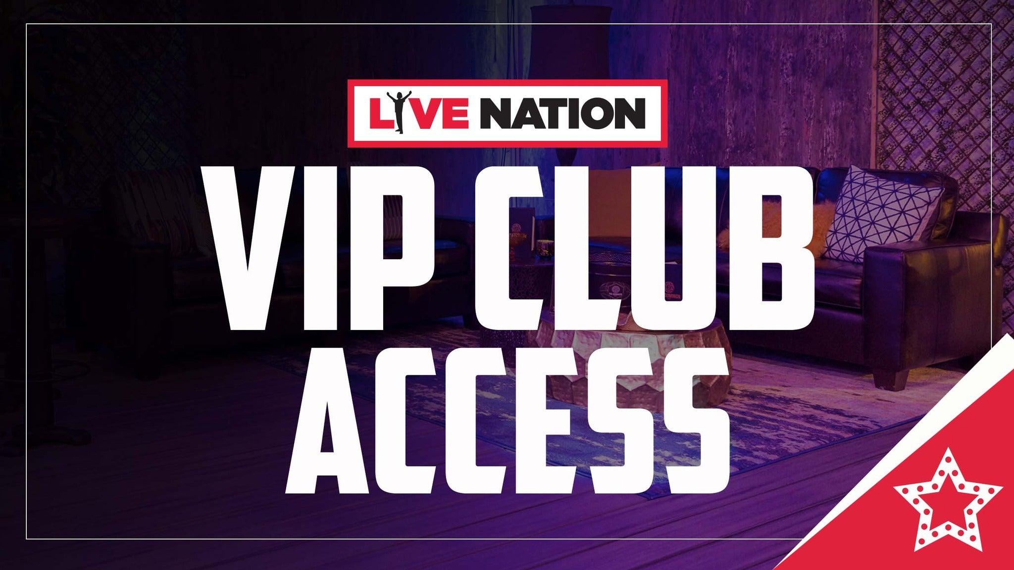 VIP Club Access: Dave Matthews Band