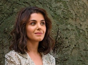 Katie Melua tickets (Copyright © Ticketmaster)