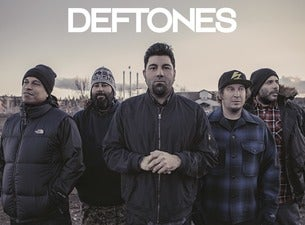 Deftones Summer Tour 2021