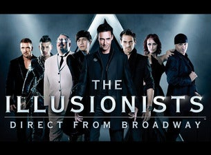 The Illustionist at Salem Civic Center