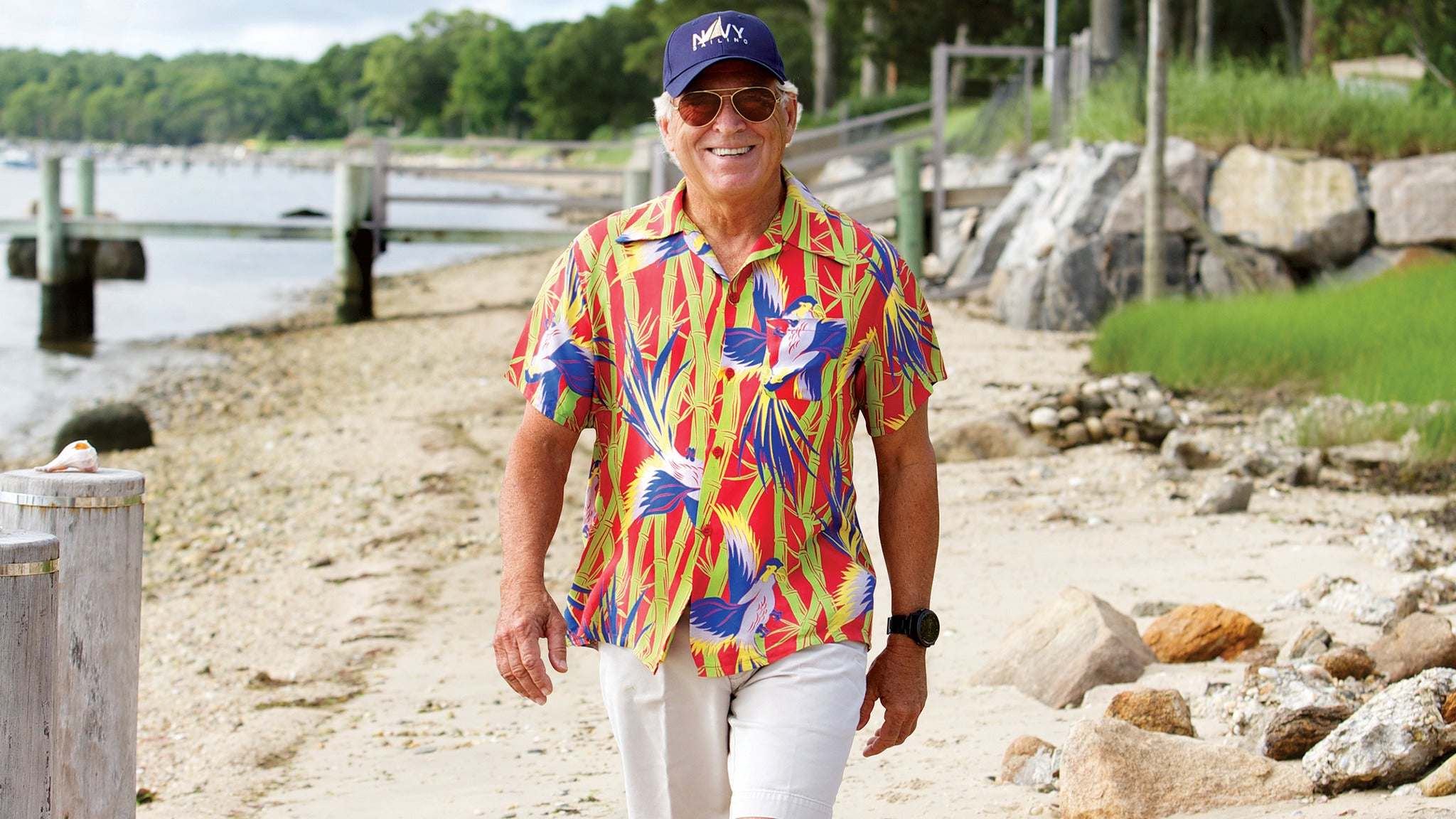 Jimmy Buffett at The Wharf Amphitheater