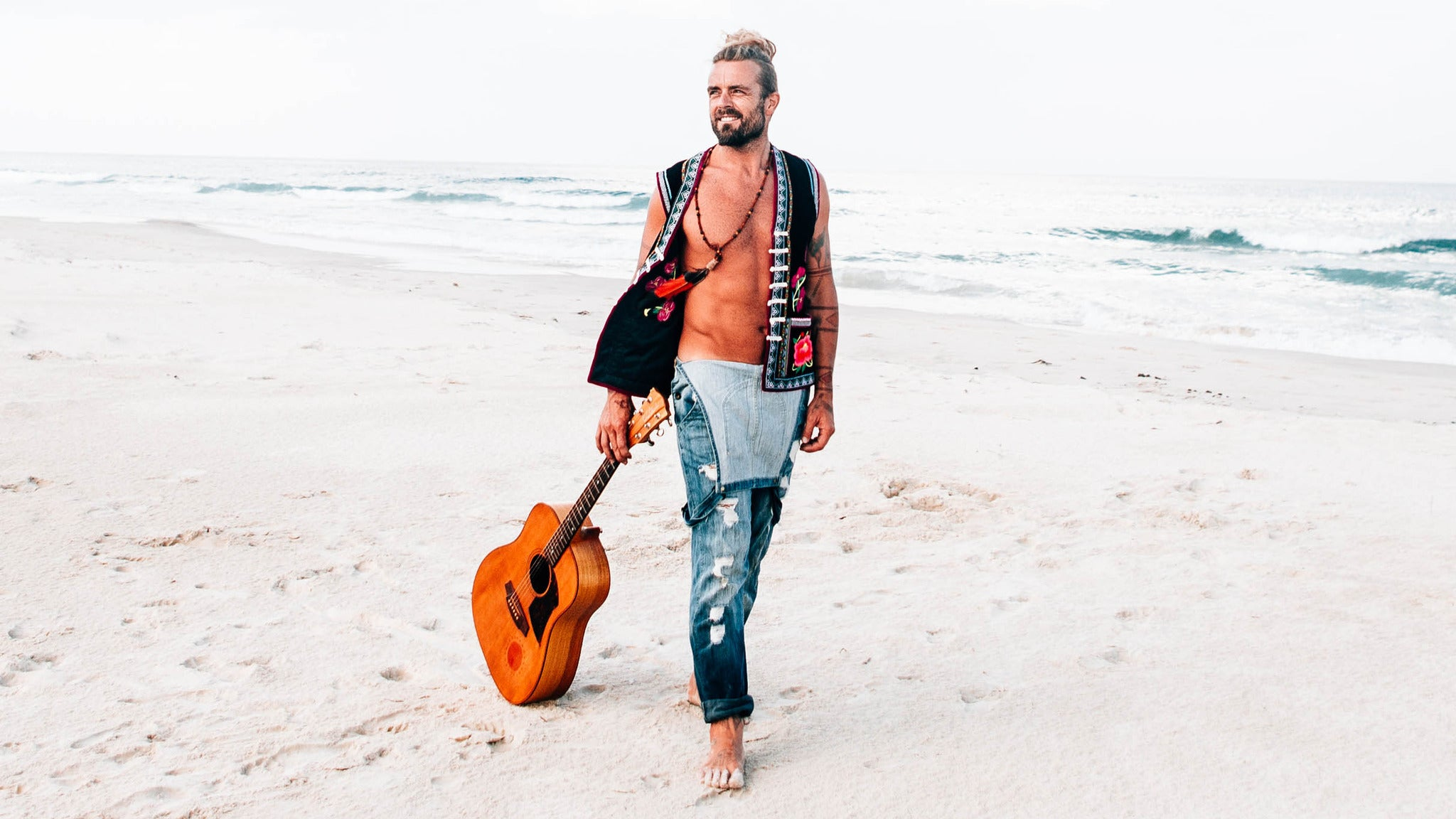 Xavier Rudd – Change Coming Tour at Sixth & I