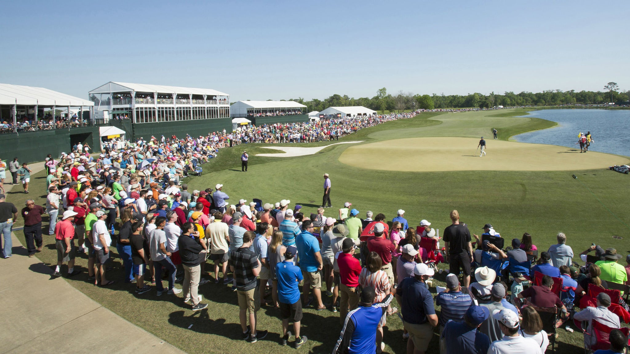 Houston Open - Good Any One Day Grounds