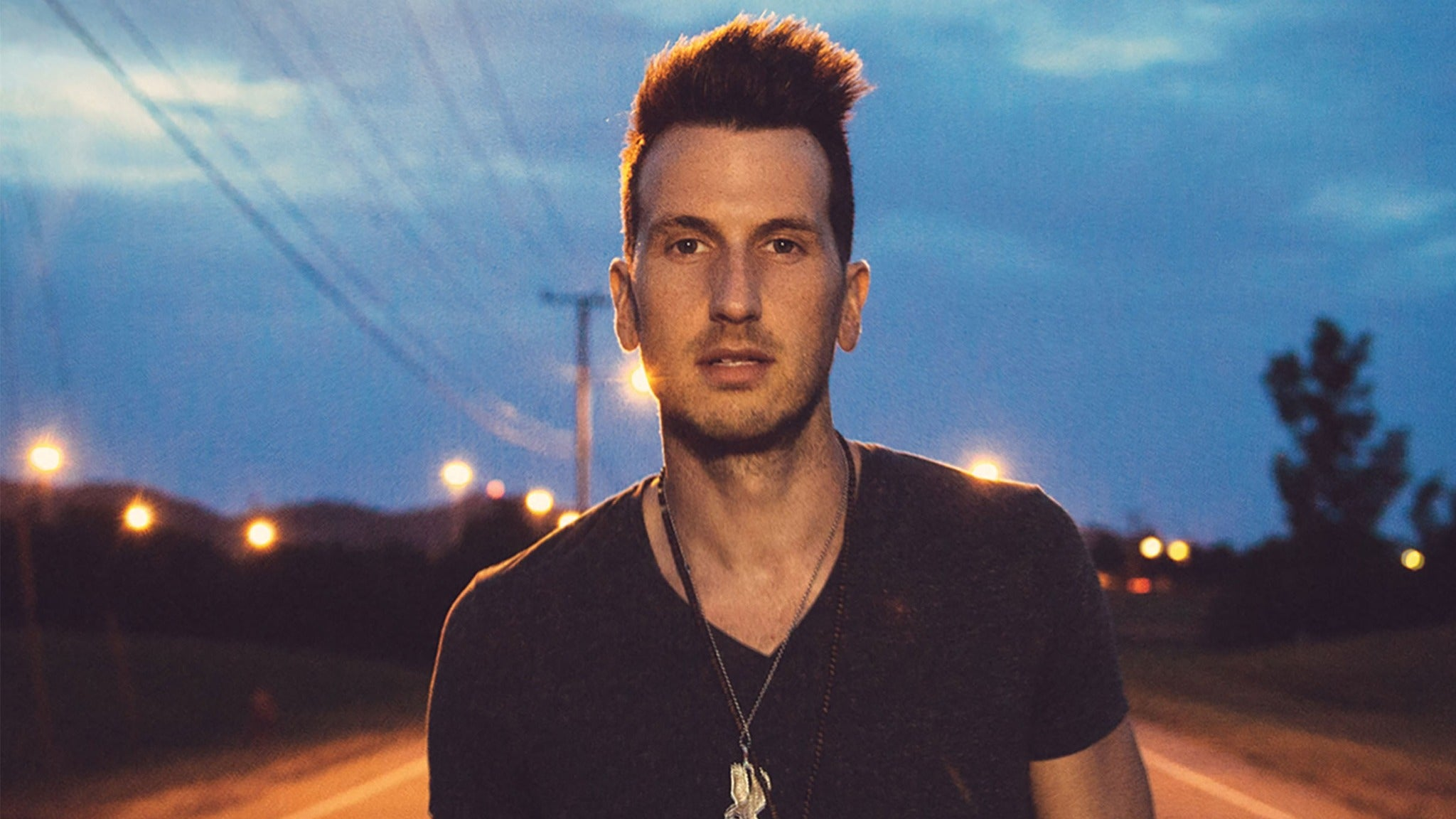 Russell Dickerson with Megan & Liz at Joe's on Weed Street