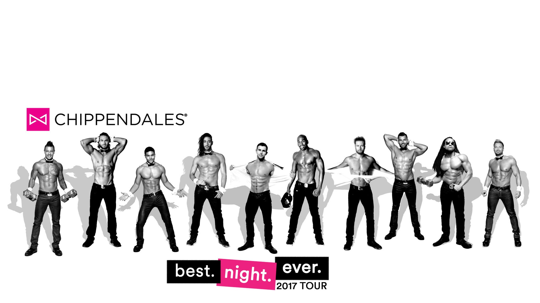 Chippendales 2018: About Last Night Tour at The Van Buren