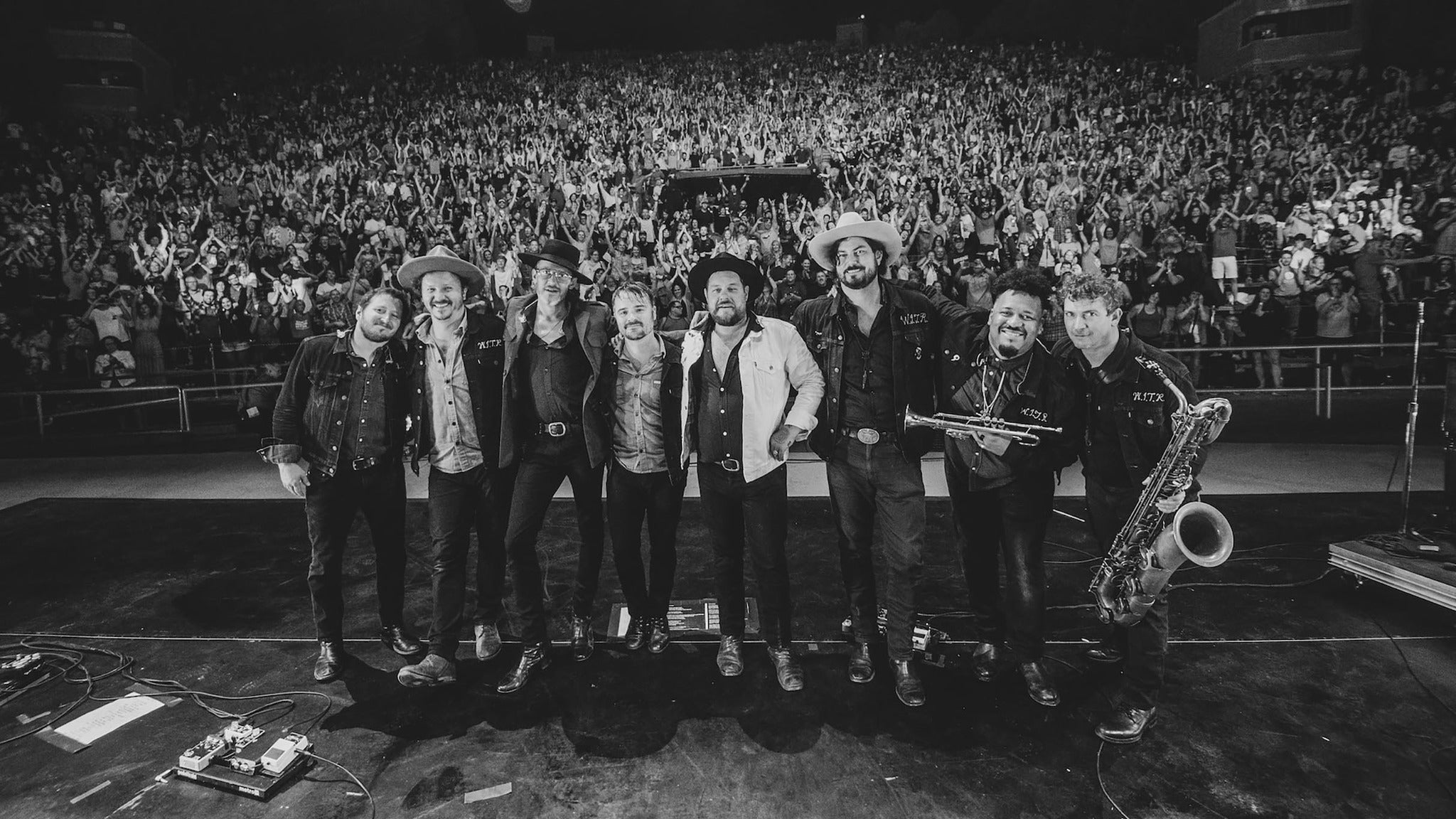 Nathaniel Rateliff & The Night Sweats at Thompson's Point
