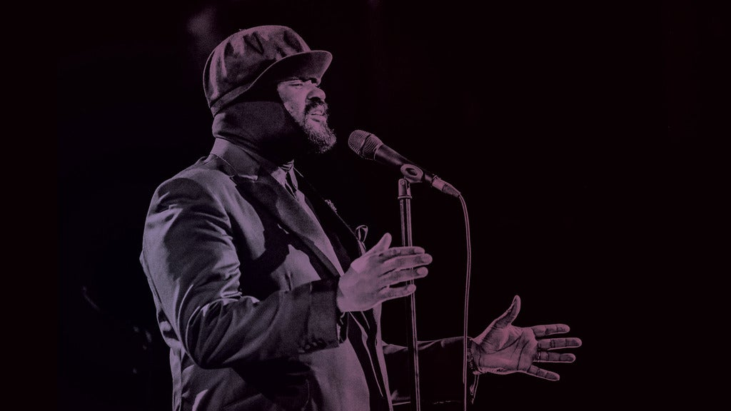 Hotels near Gregory Porter Events