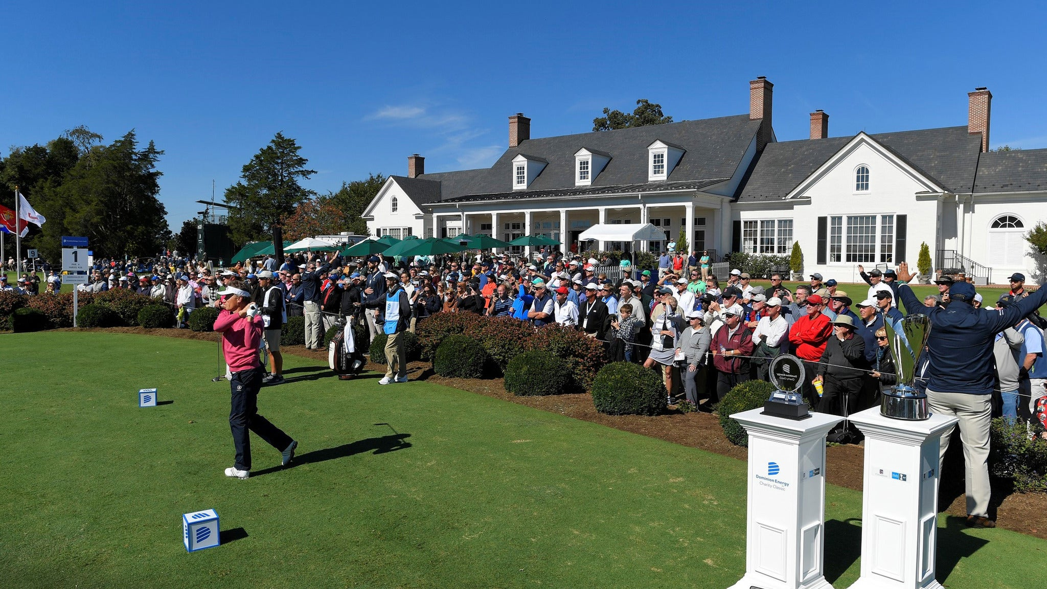 Dominion Energy Charity Classic: Sunday Admission