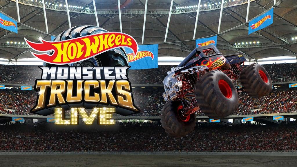 Hotels near Hot Wheels Monster Trucks Live Events