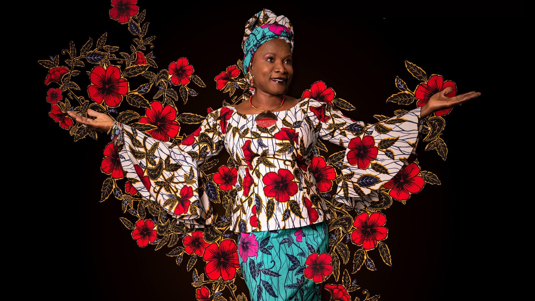 Angelique Kidjo at Jo Long Theatre