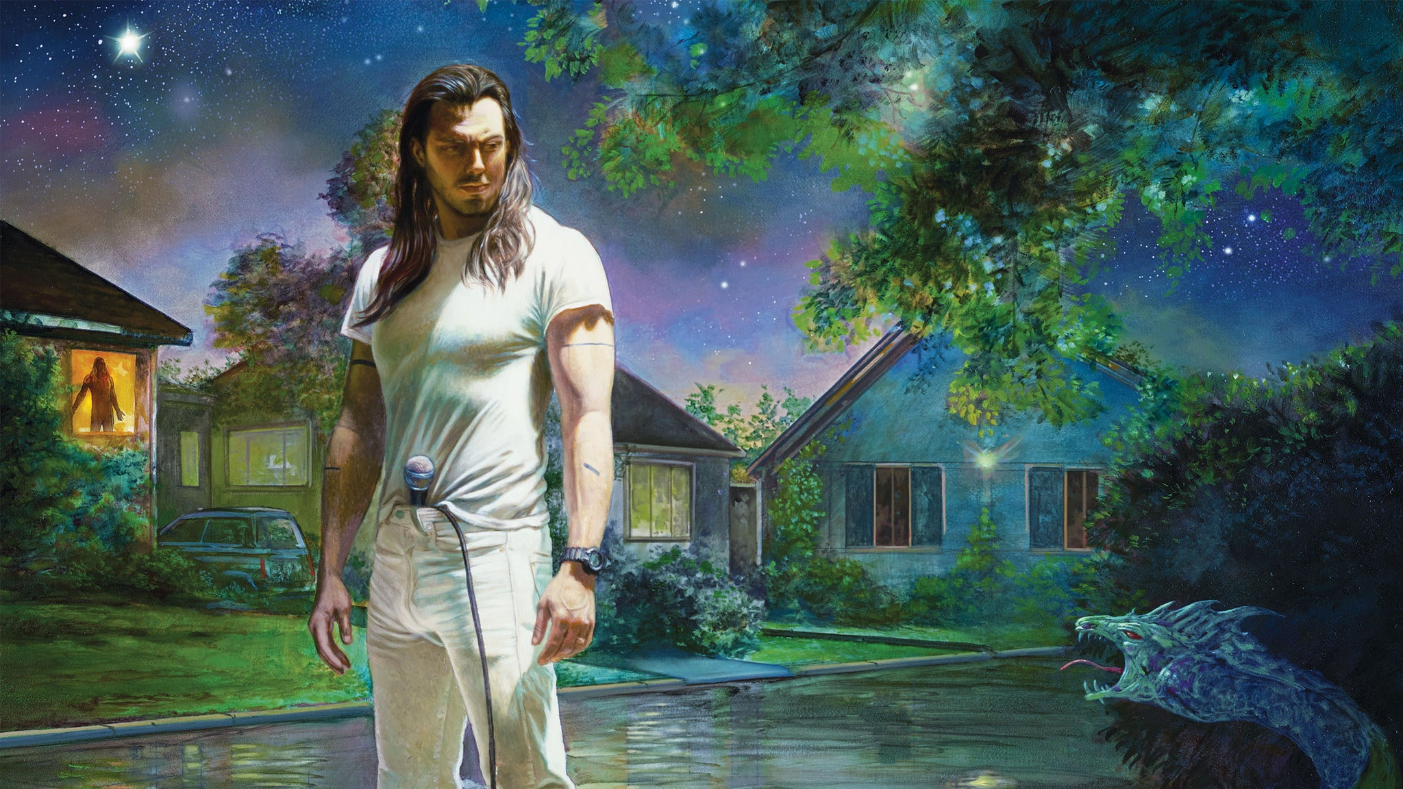 Andrew W.K. / Push Start at Diamond Pub Concert Hall