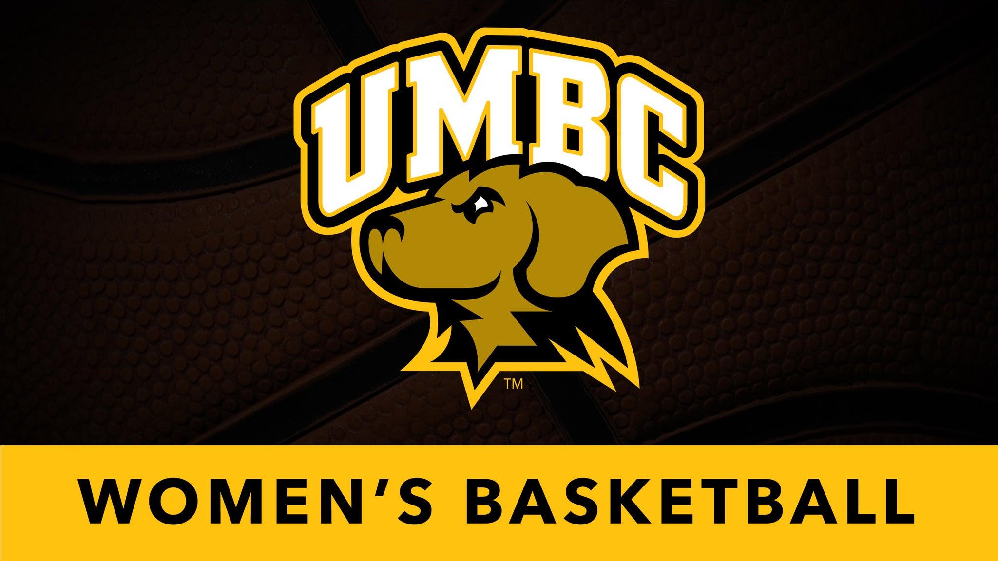 UMBC Retrievers Women's Basketball vs. Hartford Womens Basketball