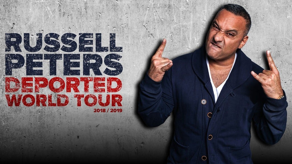 Hotels near Russell Peters Events