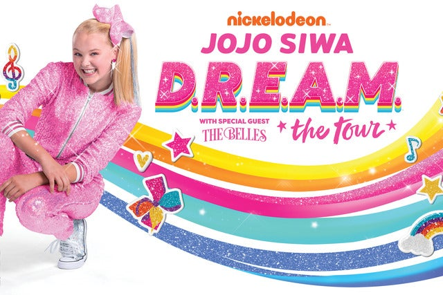Jojo Siwa - Official Platinum Tickets Seating Plans