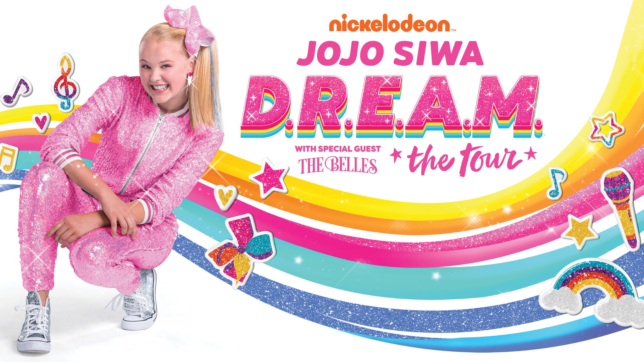 Nickelodeon's JoJo Siwa D.R.E.A.M. The Tour at BOK Center
