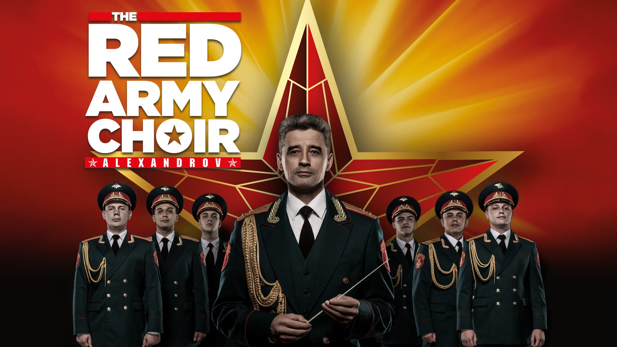 The Red Army Choir London Palladium Seating Plan