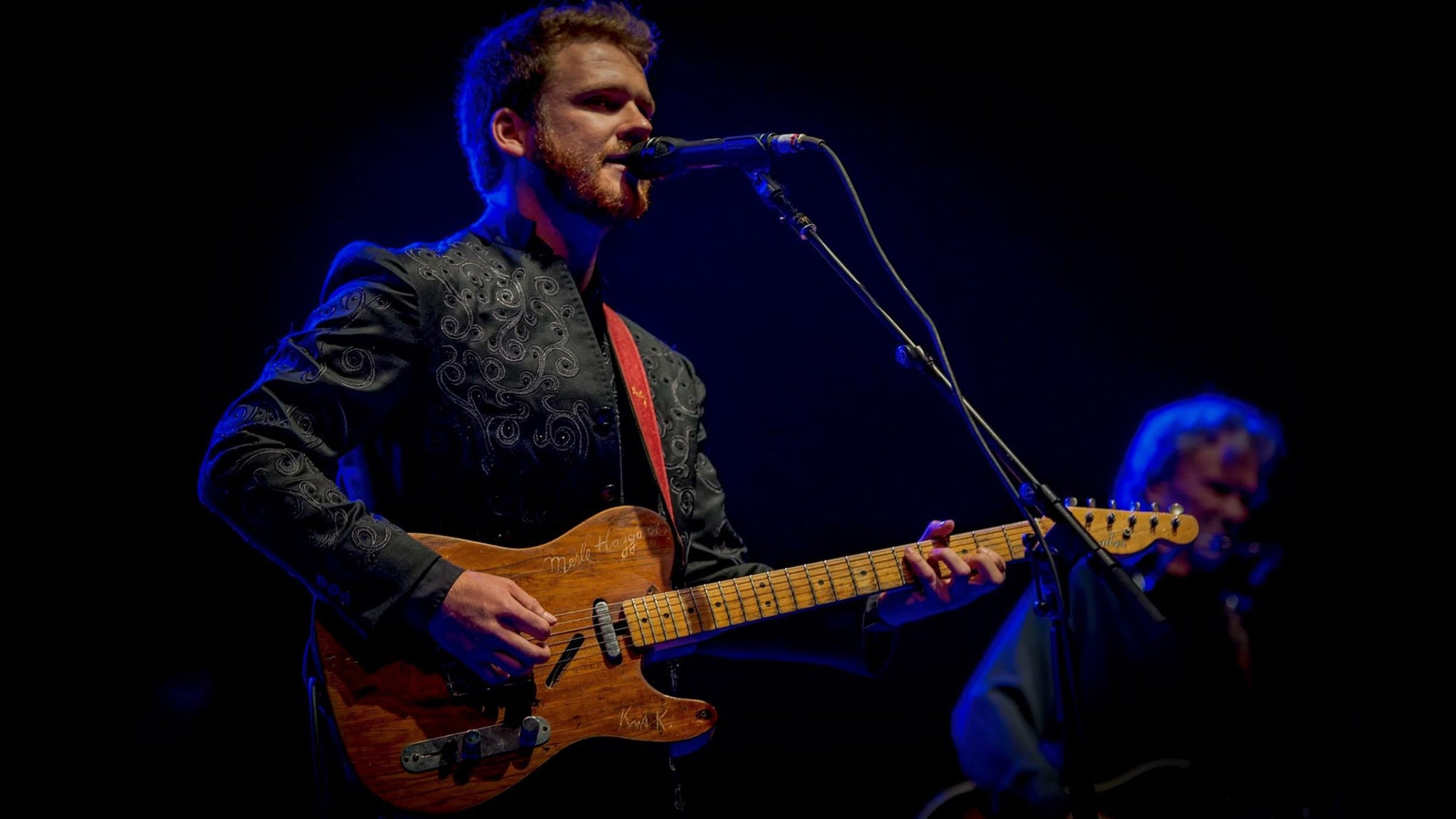 Ben Haggard at Ponte Vedra Concert Hall