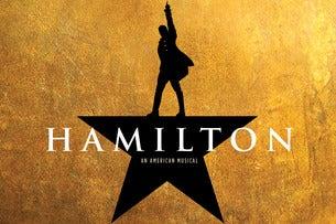 Hamilton (chicago)   Chicago, IL   The PrivateBank Theatre   September 13, 2017