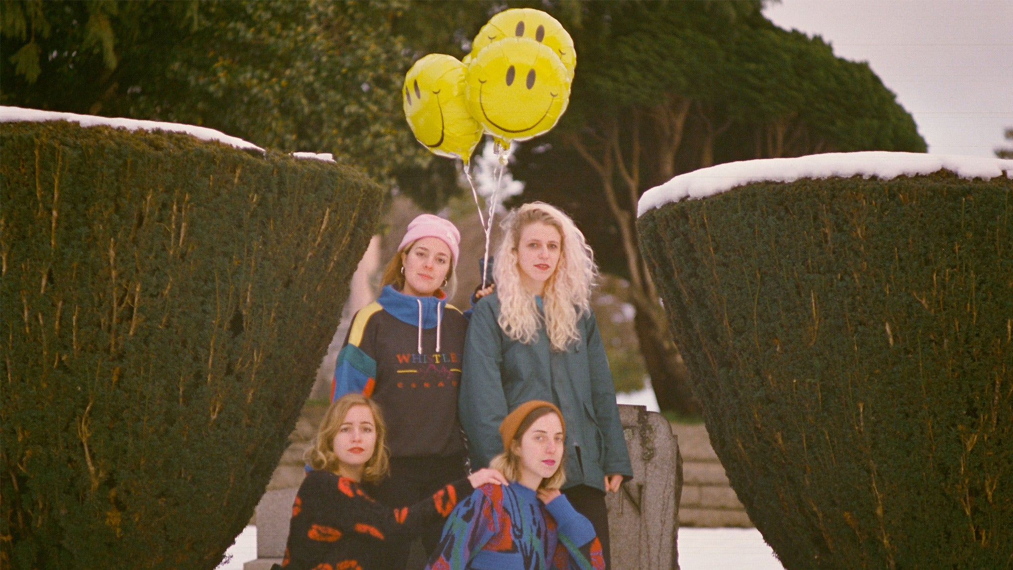 Chastity Belt at The Masquerade