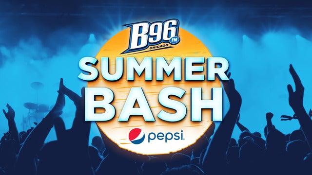 B96 Summer Bash