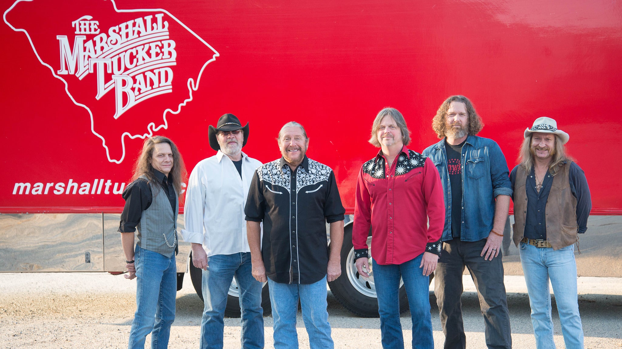 The Marshall Tucker Band at Gold Strike Casino