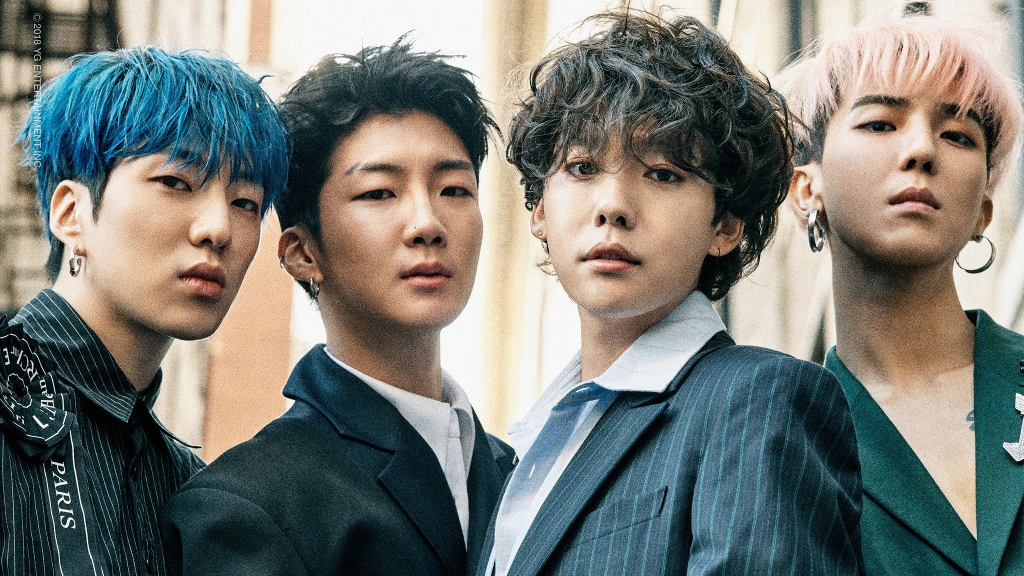 WINNER EVERYWHERE TOUR in Los Angeles at Hollywood Palladium