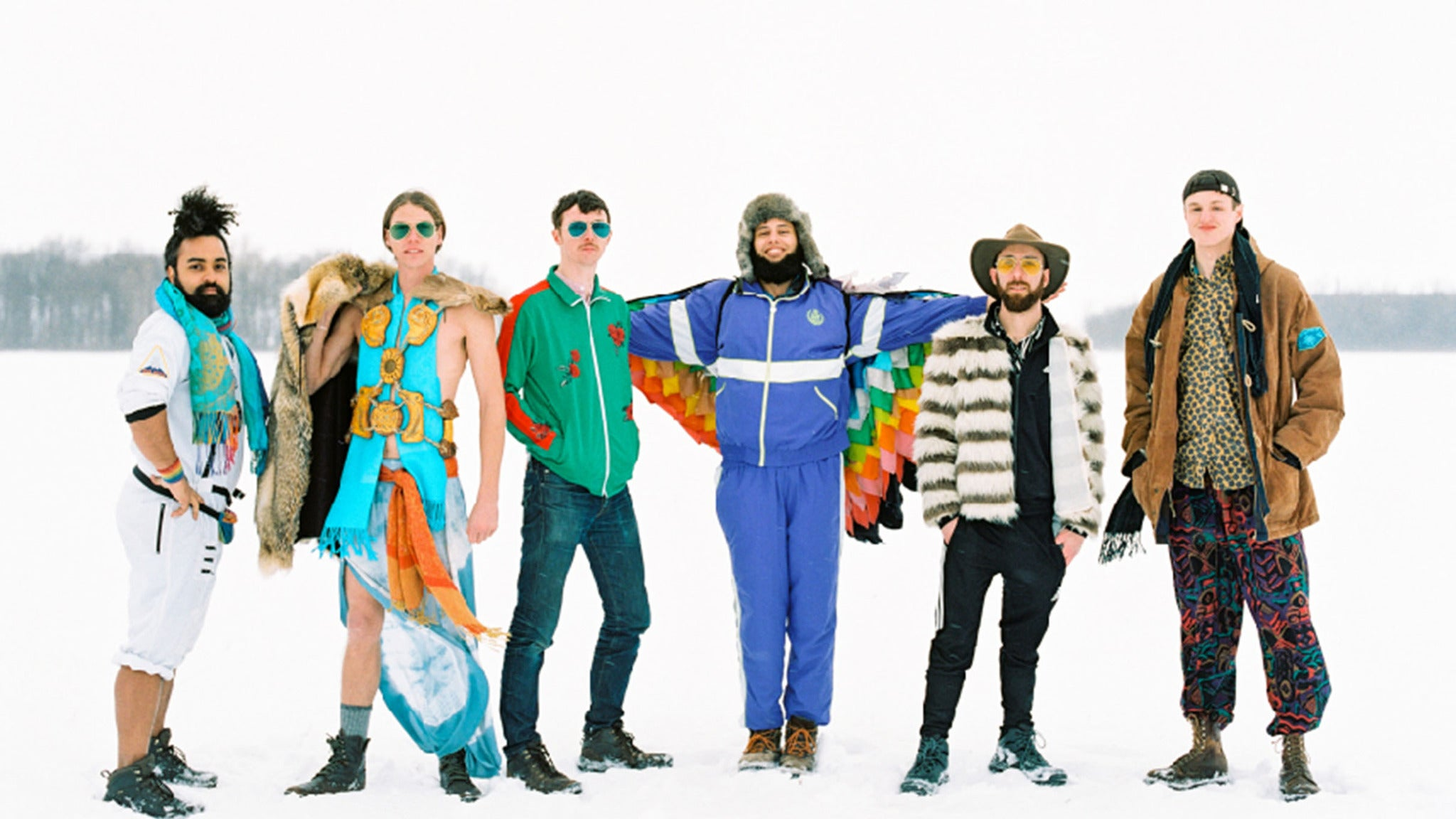Joe Hertler & The Rainbow Seekers, Los Elk