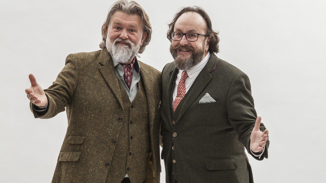 An Evening with the Hairy Bikers tickets (Copyright © Ticketmaster)