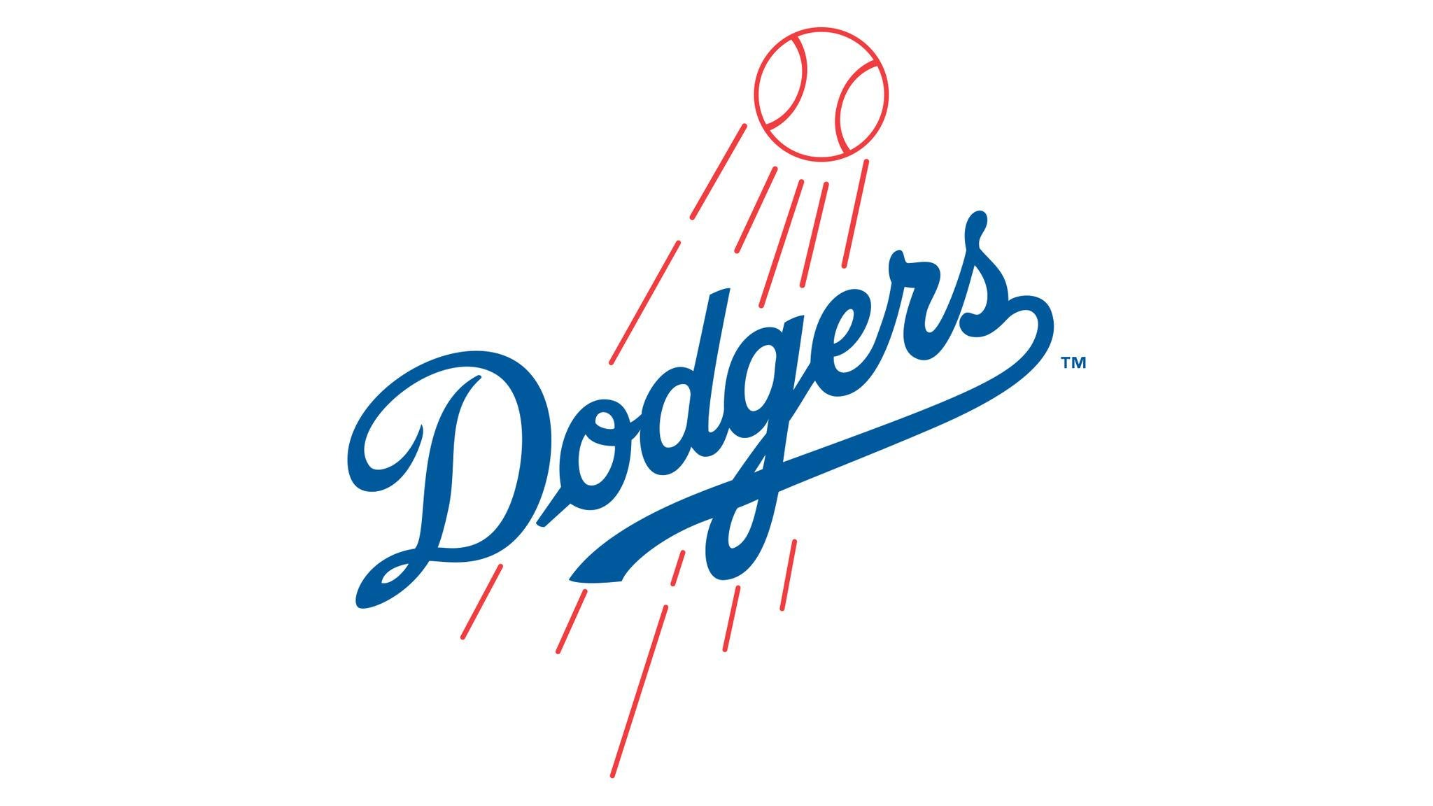 Atlanta Braves at Los Angeles Dodgers at Dodger Stadium