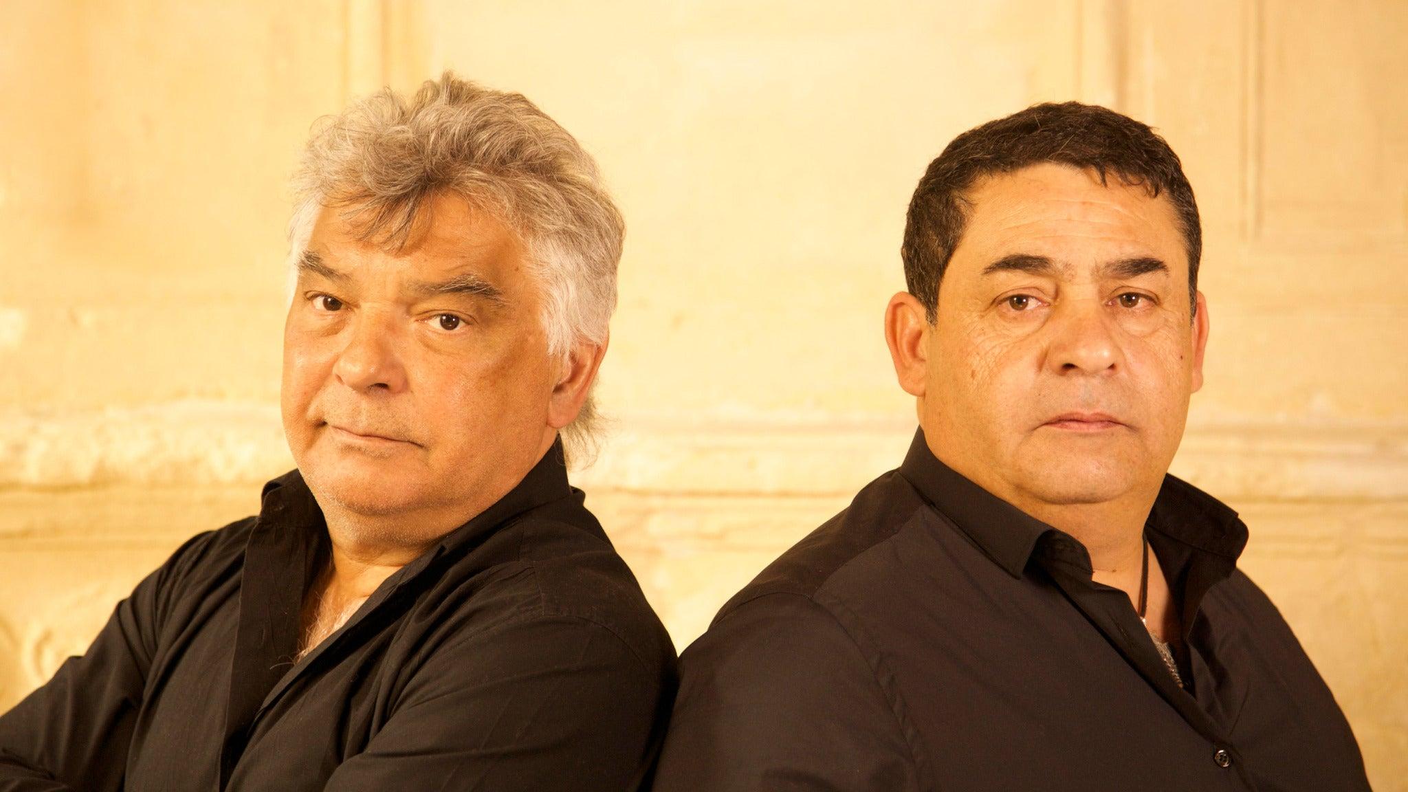 The Gipsy Kings featuring Nicolas Reyes & Tonio Baliardo